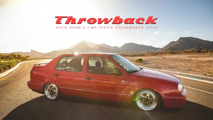 Throwback: Katie Horn's Time-tested Volkswagen Jetta