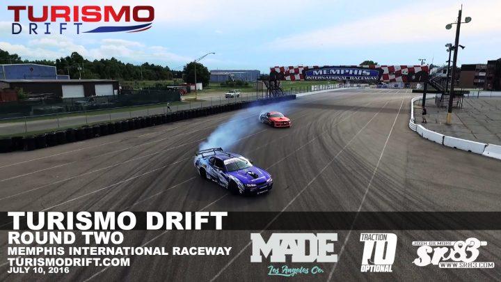 Turismo Drift 2016 | Round 2 – Memphis International Raceway