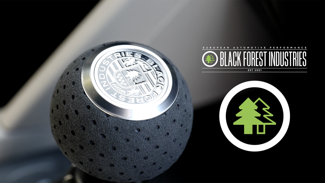 Black Forest Industries | Shift Knob Promo